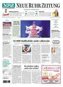 NRZ Neue Ruhr Zeitung Essen-Postausgabe - 18. September 2017