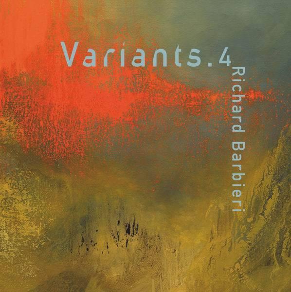 Richard Barbieri - Variants.4 (2018)