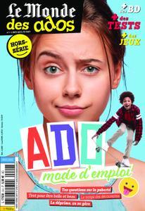 Le Monde des Ados Hors-Série – octobre 2019