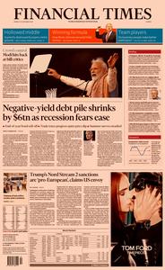 Financial Times Europe – 23 December 2019