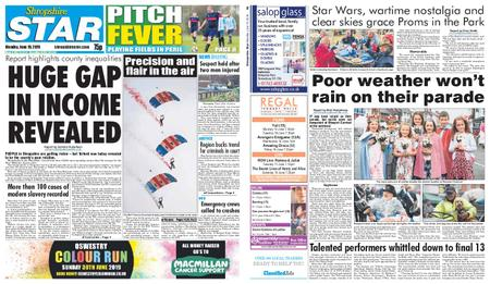 Shropshire Star Shrewsbury Edition – June 10, 2019
