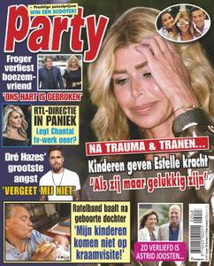 Party Netherlands – 25 november 2020