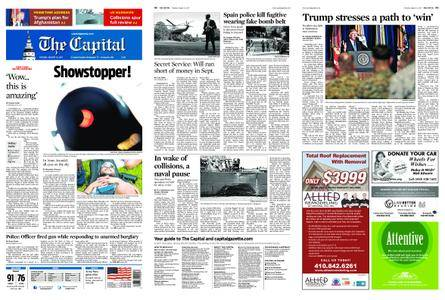 The Capital – August 22, 2017