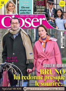 Closer France - 28 février 2020