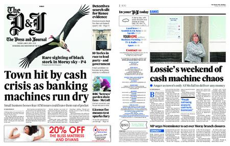 The Press and Journal Moray – June 11, 2019