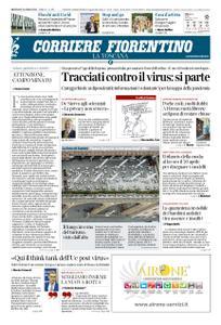 Corriere Fiorentino La Toscana – 15 aprile 2020