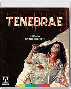 Tenebre (1982) + Extra [w/Commentary]