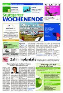 Stuttgarter Wochenende - Südkurve - 14. September 2019