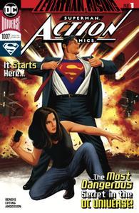 Action Comics 1007 2019