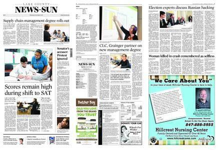 Lake County News-Sun – November 01, 2017