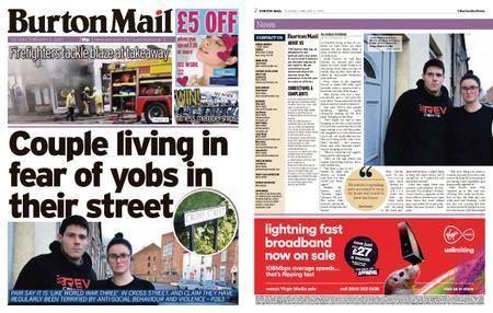 Burton Mail – February 04, 2020