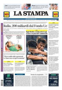 La Stampa Torino Provincia e Canavese - 21 Luglio 2020