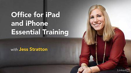 Lynda - Office for iPad and iPhone Essential Training