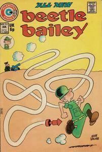 Beetle Bailey 104 Charlton Titansfan