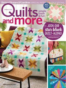 Quilts and More - March 2018