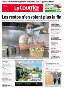 Le Courrier de l'Ouest Cholet – 02 avril 2021