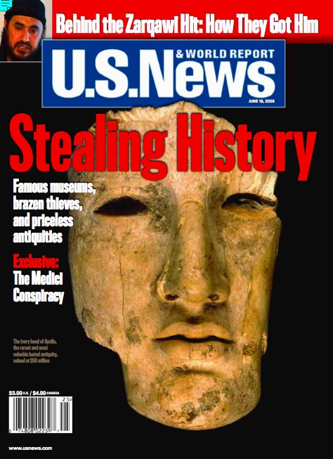 US News and World Report - June 19 2006