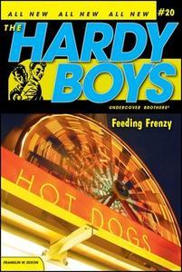 «Feeding Frenzy» by Franklin W. Dixon