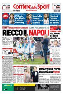 Corriere dello Sport - 3 Dicembre 2016