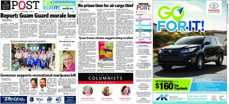 The Guam Daily Post – February 02, 2019