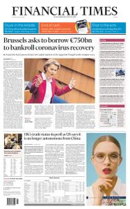 Financial Times Europe - May 28, 2020