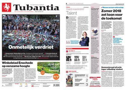 Tubantia - Enschede – 21 september 2018