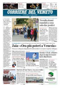 Corriere del Veneto Venezia e Mestre – 25 settembre 2020