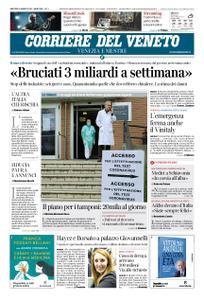Corriere del Veneto Venezia e Mestre – 24 marzo 2020