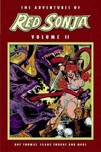 Dynamite-Adventures Of Red Sonja Vol 02 2014 Hybrid Comic eBook
