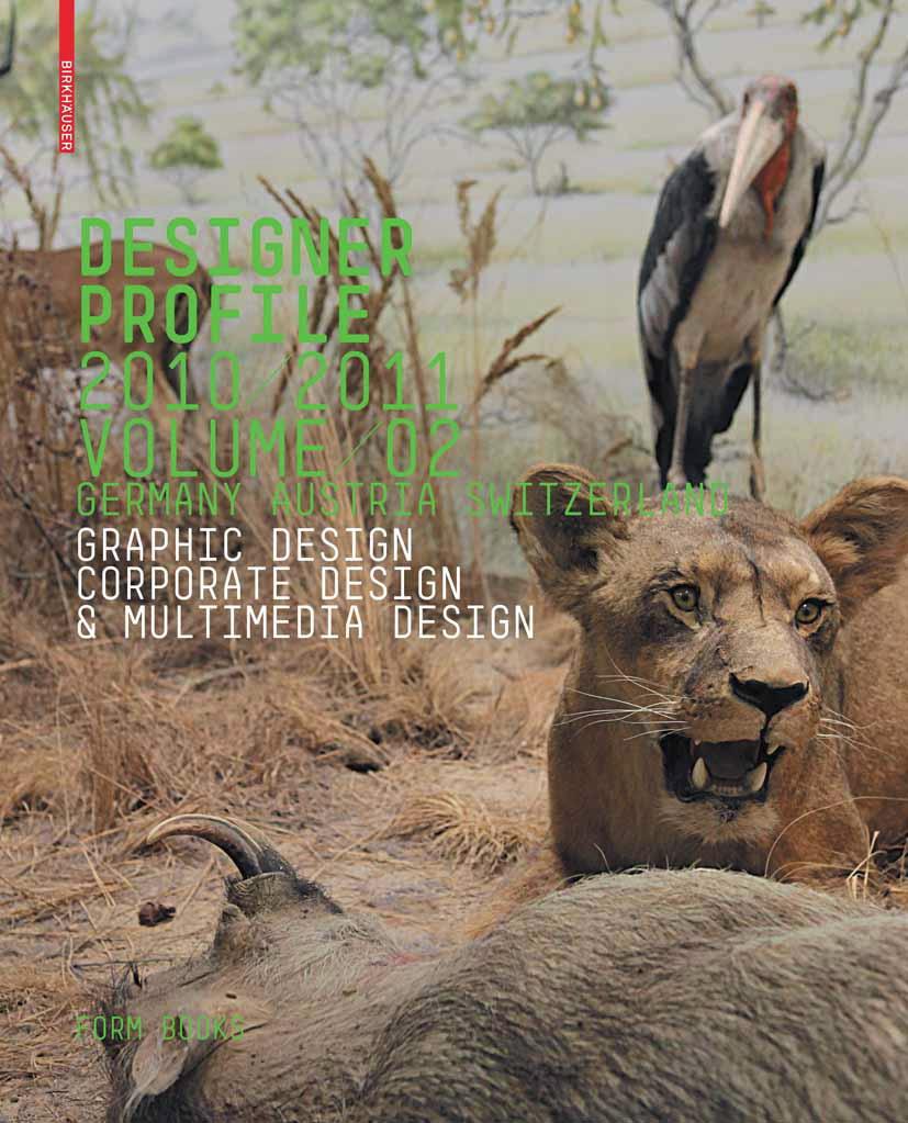Designer Profile 2010/2011: Graphic + Multimedia Design