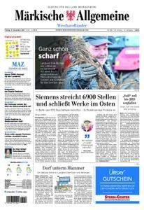 Märkische Allgemeine Westhavelländer - 17. November 2017