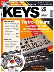 Keys - Februar 2019