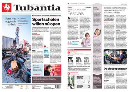 Tubantia - Enschede – 08 mei 2020