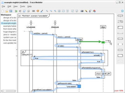 Trace Modeler 1.6.14 MultiOS