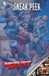 DC Sneak Peek - Justice League 3001 2015 Digital