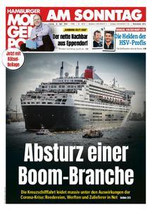 Hamburger Morgenpost – 19. April 2020