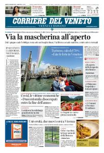 Corriere del Veneto Vicenza e Bassano – 30 maggio 2020