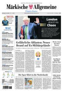 Märkische Allgemeine Prignitz Kurier - 10. Juli 2018