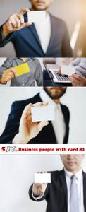 Photos - Business people with card 82