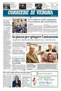 Corriere di Verona – 26 febbraio 2019
