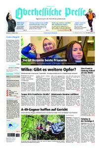 Oberhessische Presse Hinterland - 09. Oktober 2019