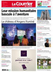 Le Courrier de l'Ouest Angers – 26 juillet 2020