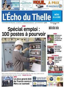 L'Écho du Thelle - 01 mai 2019