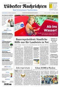 Lübecker Nachrichten Bad Schwartau - 01. August 2018