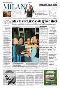 Corriere della Sera Milano - 28 Febbraio 2018