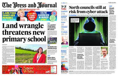 The Press and Journal Moray – October 19, 2017