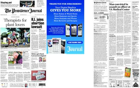 The Providence Journal – May 22, 2019