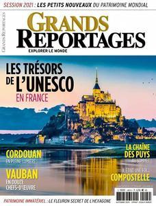 Grands Reportages - Automne 2021