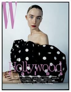W Magazine - January 2019