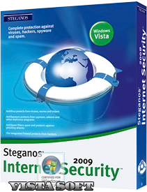 Steganos Internet Security 2009 8.5.0.408